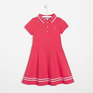 fille robe rose