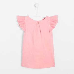fille t shirt rose